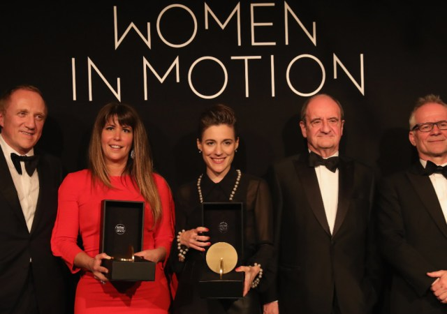 Women in motion 2018