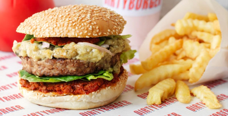 Dirty burger