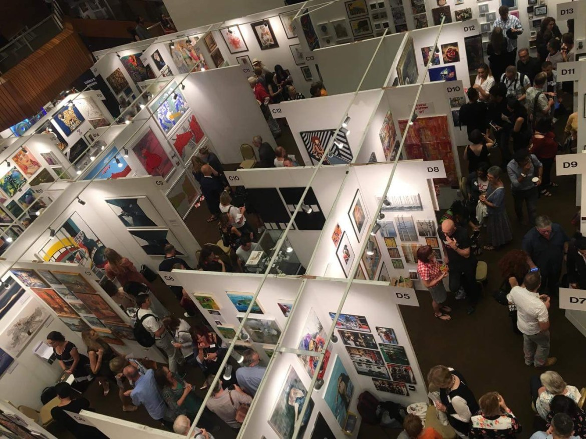 Parallax 'art' fair 2018
