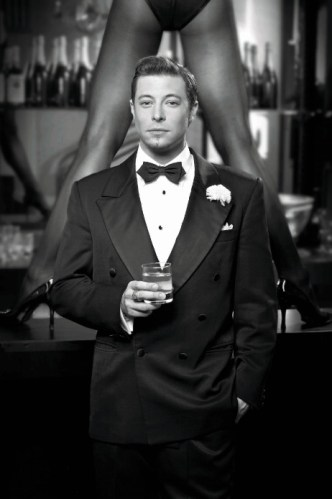 Duncan james as billy flynn in chicago