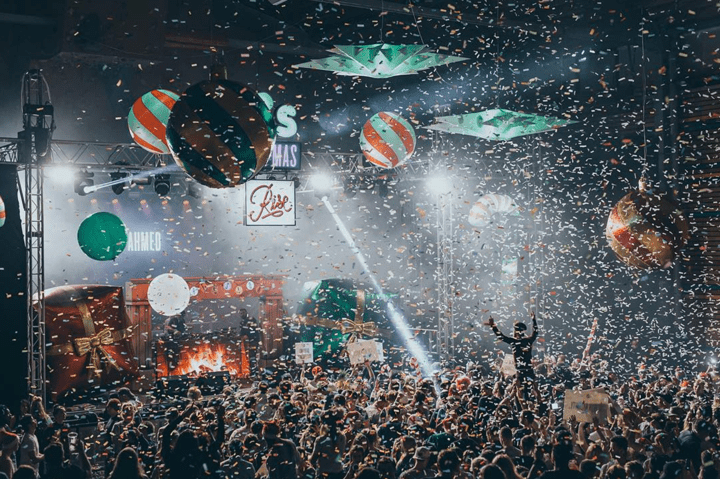 Rise festival 2018 release first acts with annie mac