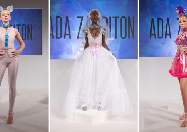 Ada zanditon ss19 london fashion week