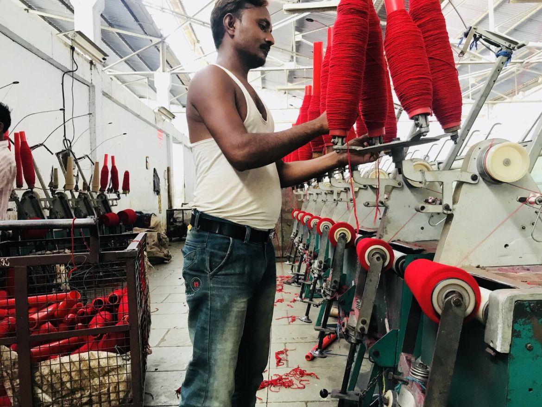 Geetanjali woollen mill photo credit fashion4change
