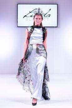 Linda blissett fashions finest lfw (2)