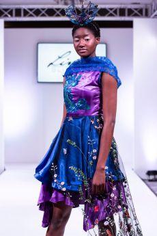 Linda blissett fashions finest lfw (3)