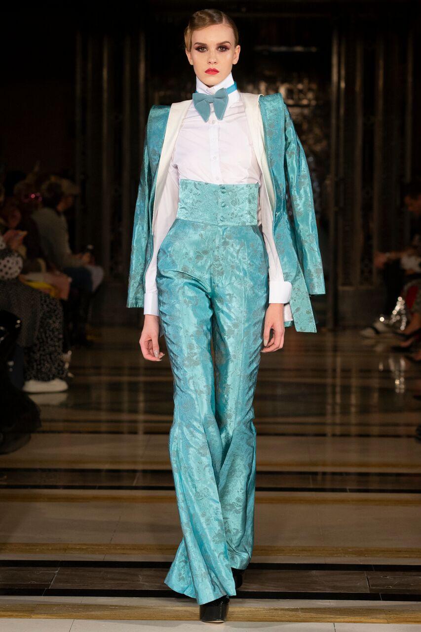 Malan breton pam hogg ss19 london fashion week (2)