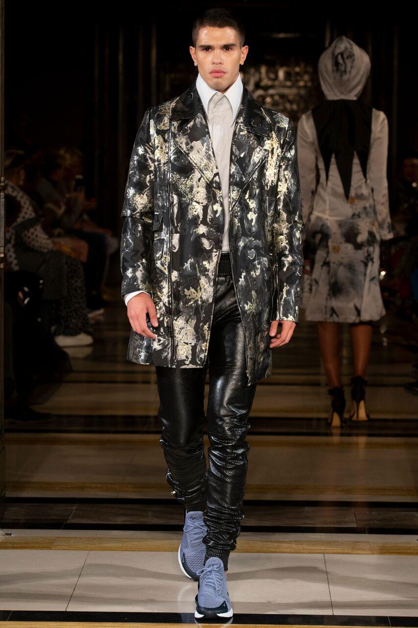 Malan breton pam hogg ss19 london fashion week (27)