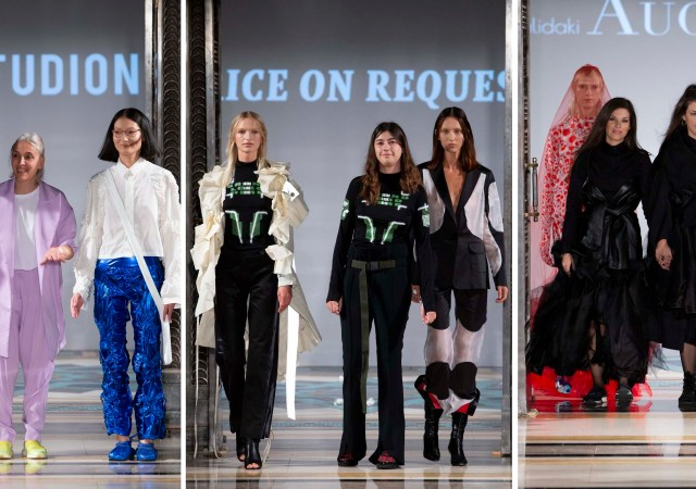 Ones to watch fashion scout ss19