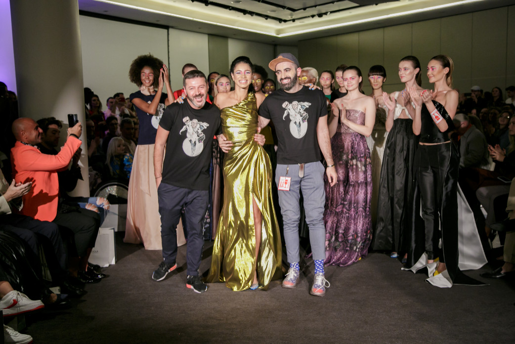 Kolchagov barba ss19 london fashion week