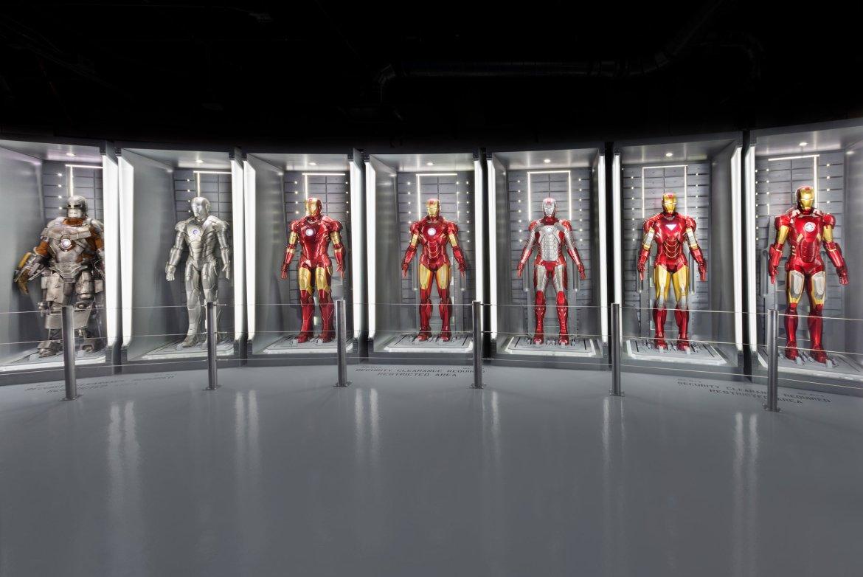 New marvel's avengers s.t.a.t.i.o.n