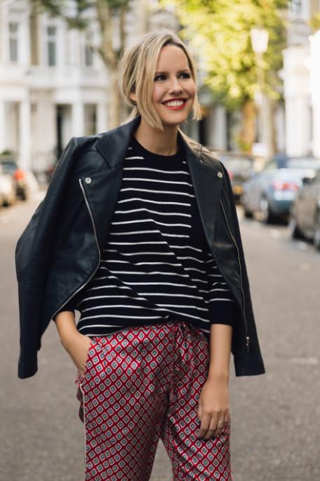 Pyjama dressing McArthurGlen and The Frugality