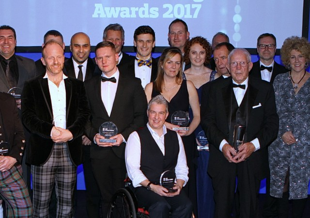 Uk coaching awards