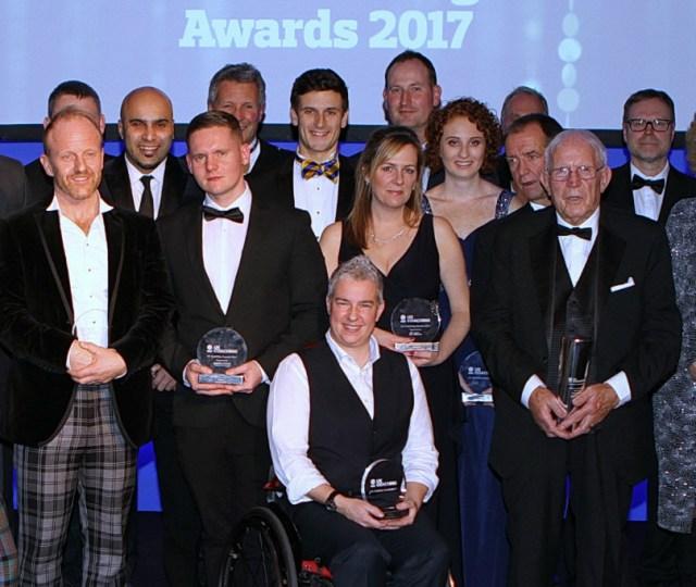 Uk coaching awards