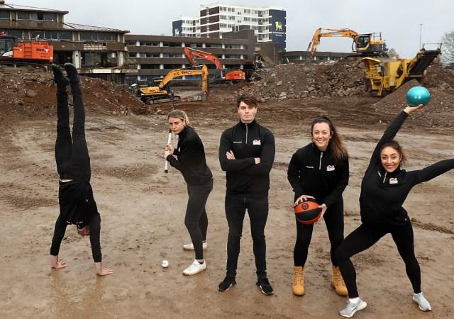 Birmingham 2022 athletes village