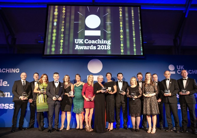 Uk coaching awards group