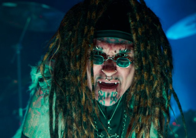 Beauty in chaos ft. al jourgensen