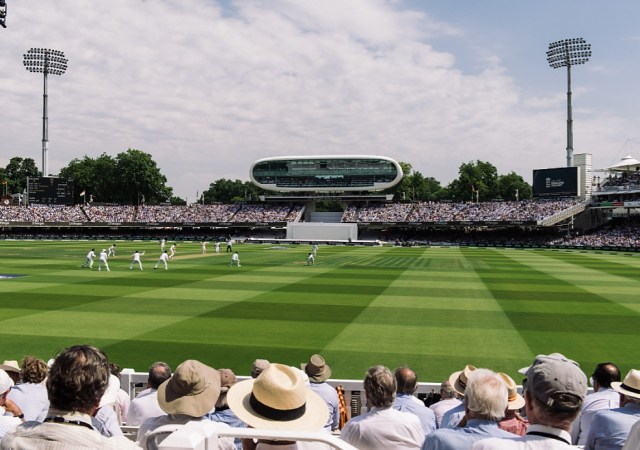 England at lords jpm