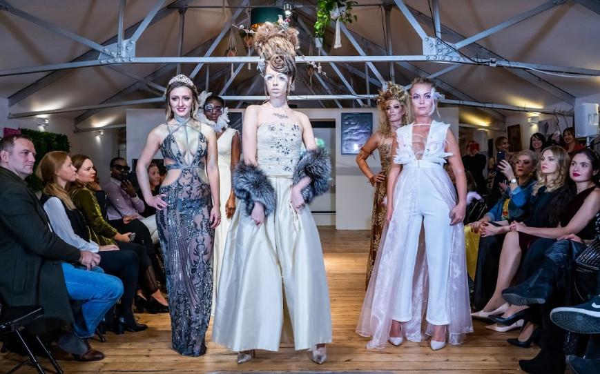 Flame international fashion creative team