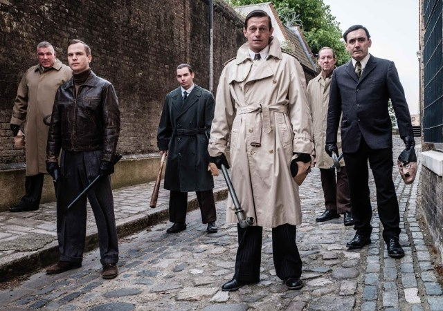 Crime gangster movie once upon a time in london