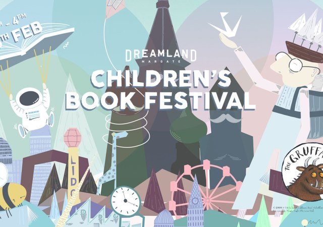 Dreamland's first children's book festival