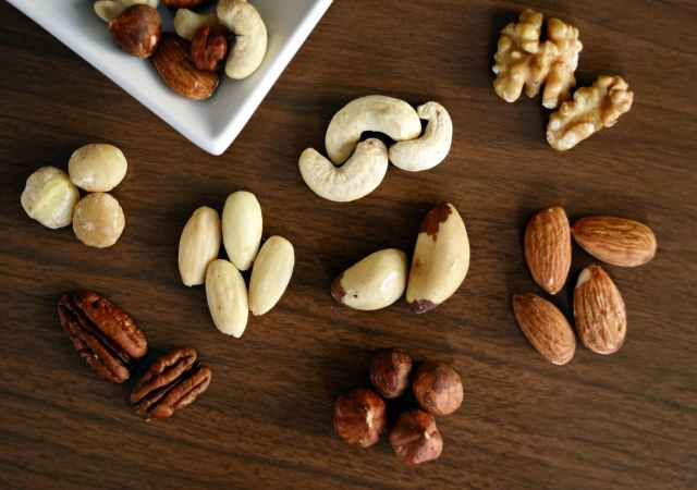 Nuts boosts sperm quality
