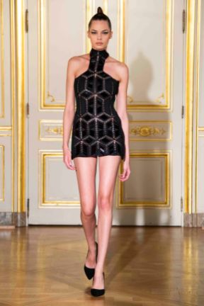 Adeline ziliox haute couture fashion week