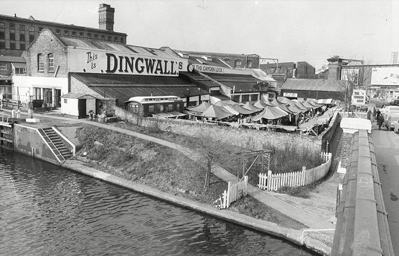 Dingwalls seventies