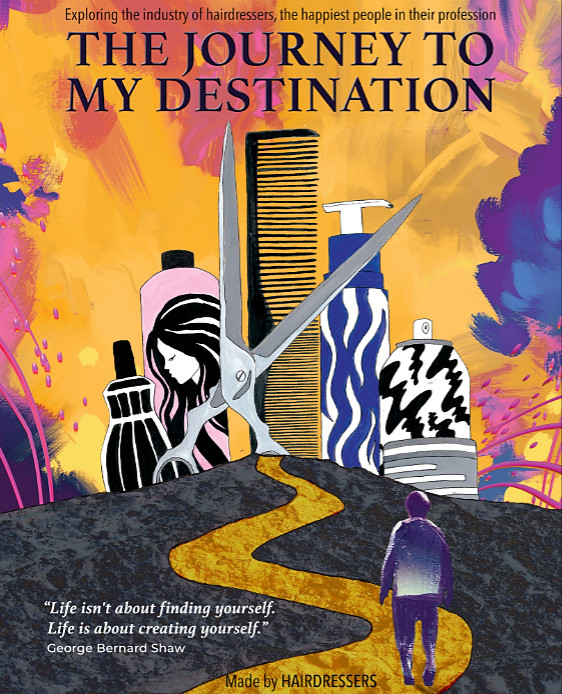 Journey to my destination