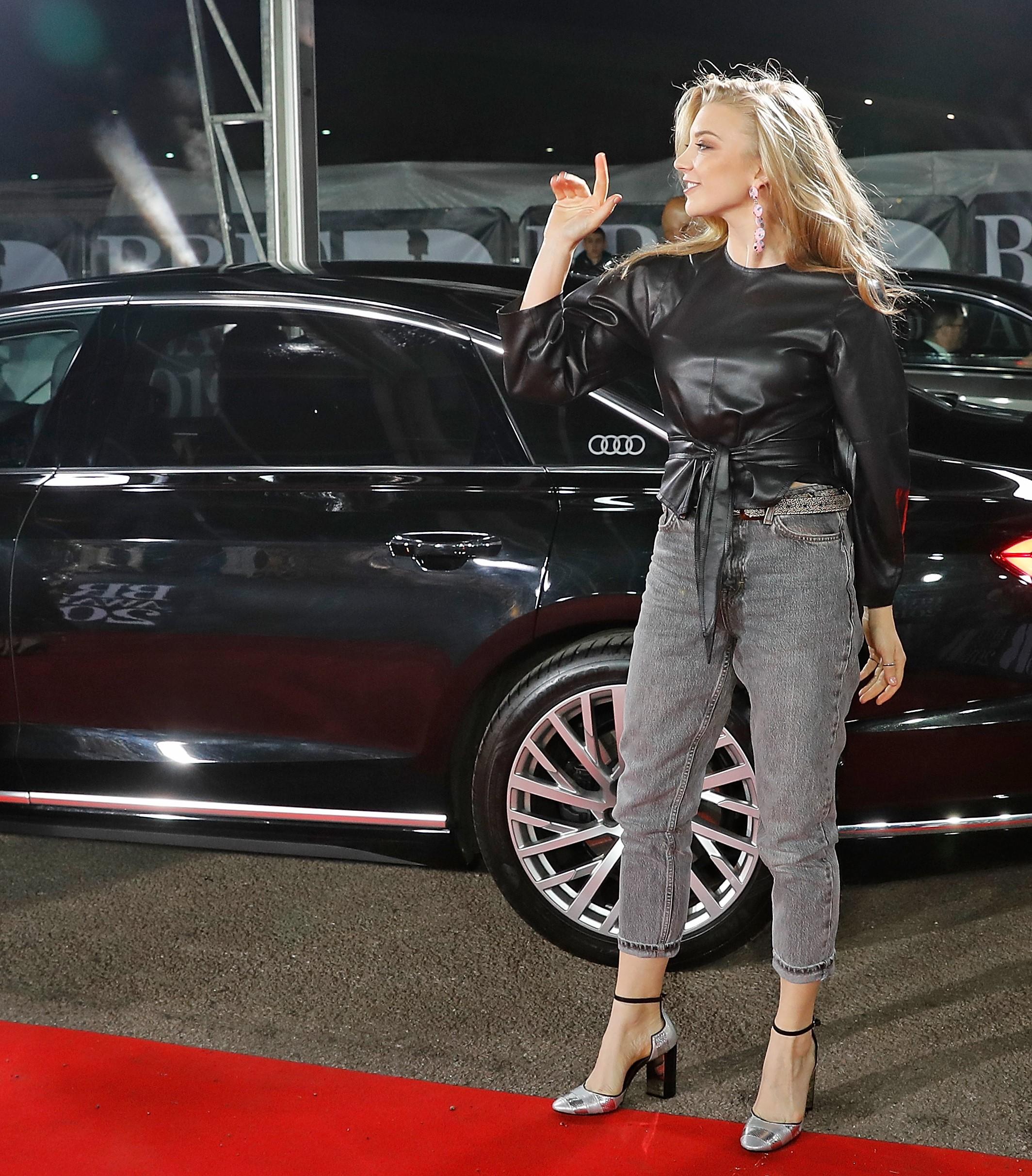 Audi at the brit awards 2019
