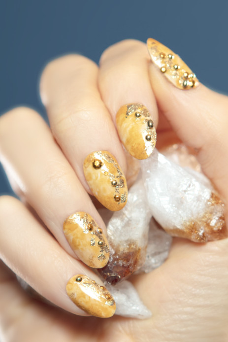 Groupon mystical manicure citrine