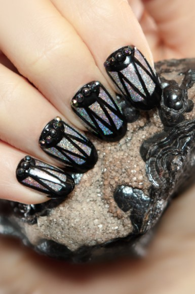 Groupon mystical manicure hematite