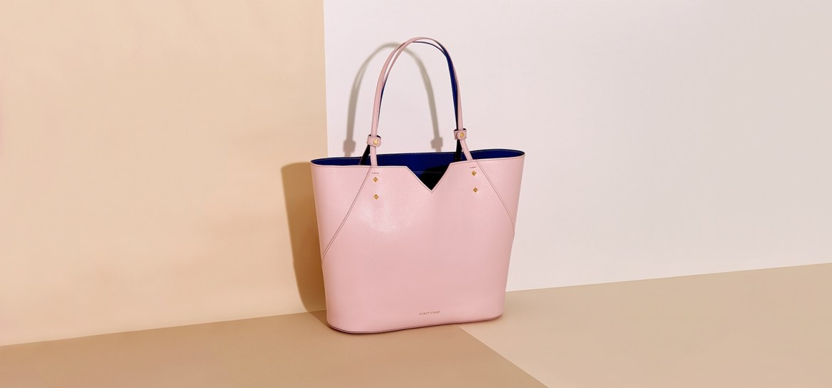 Pretty pastels stacy chan handbags
