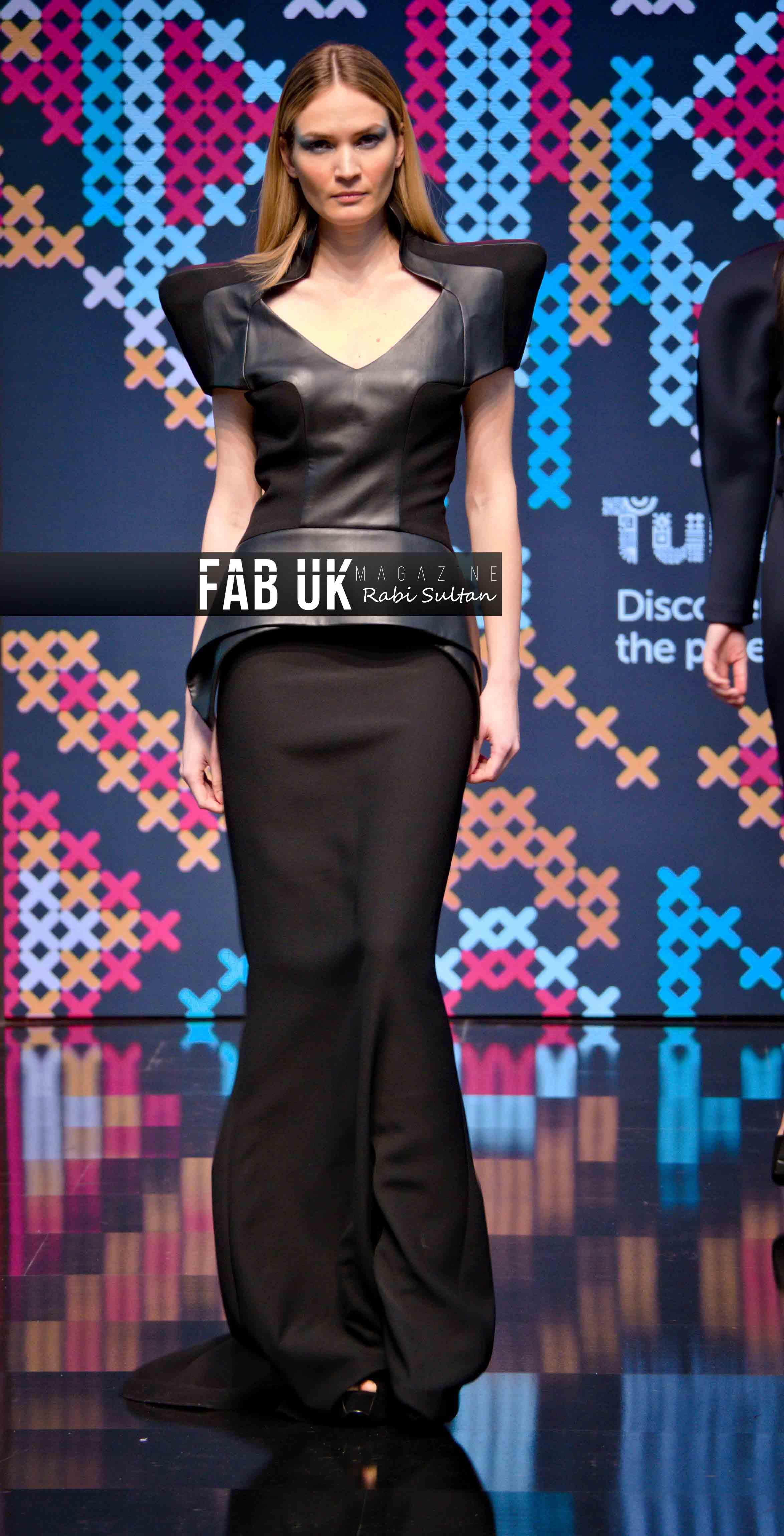 Turkish fashion at pure london (1)