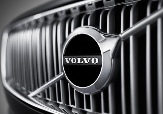 Volvo car uk