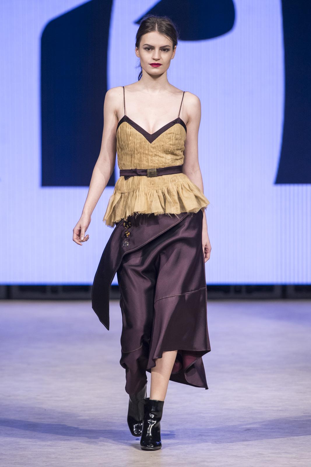 Arlo at Vancouver Fashion Week