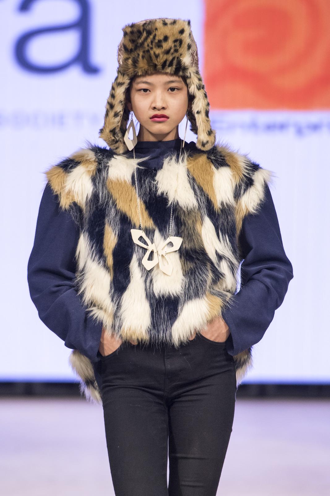 Atira Women's Resource Society at Vancouver Fashion Week