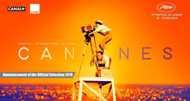 Festival de cannes announcement of the official selection 2019