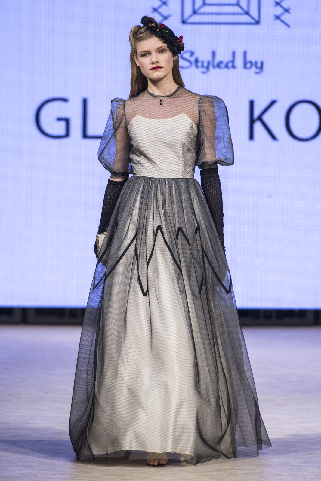 Glaze Kohl at Vancouver Fashion Week