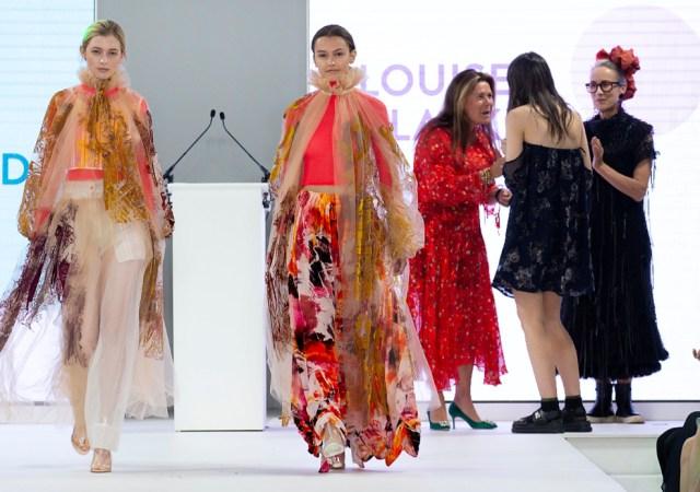 Graduate fashion week announces partnership with george