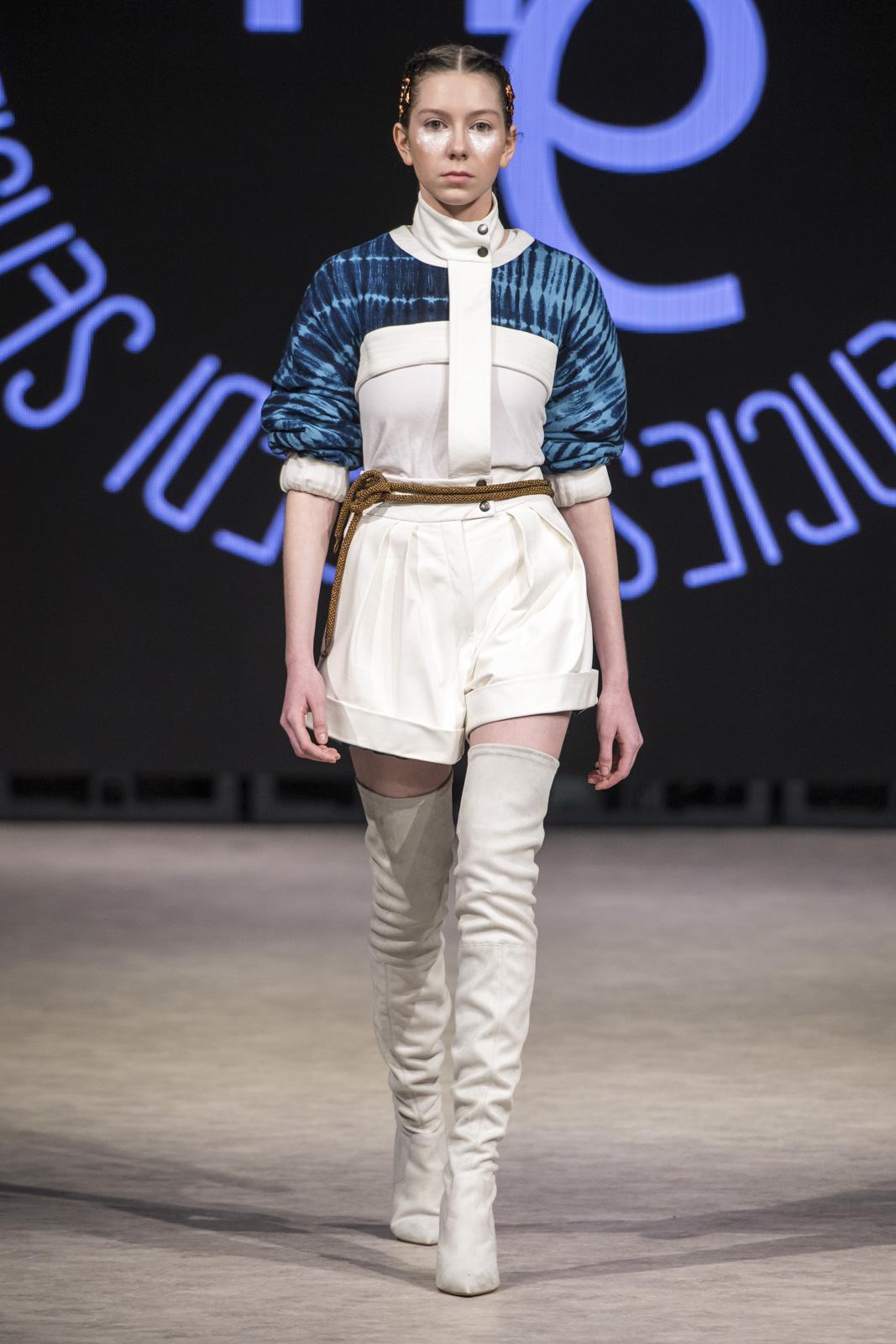 Mabu49 at Vancouver Fashion Week