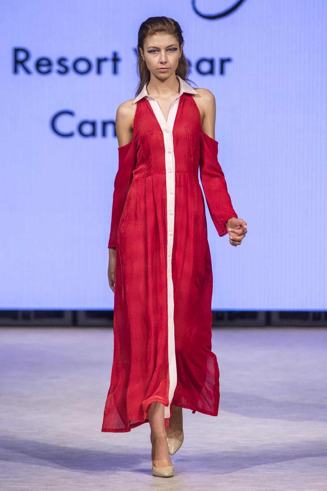 Mel Elegance Vancouver Fashion Week 2019
