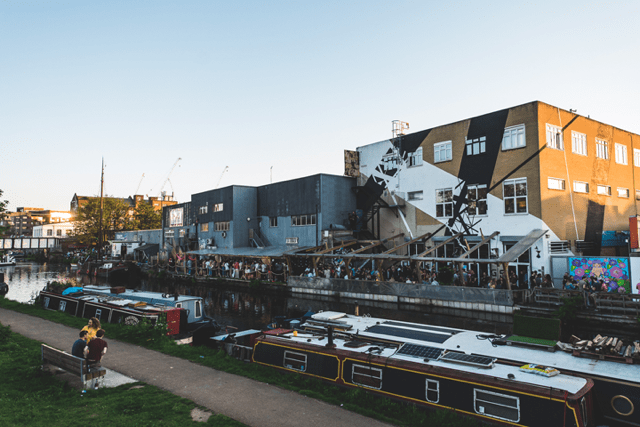 Queens yard summer party 2019