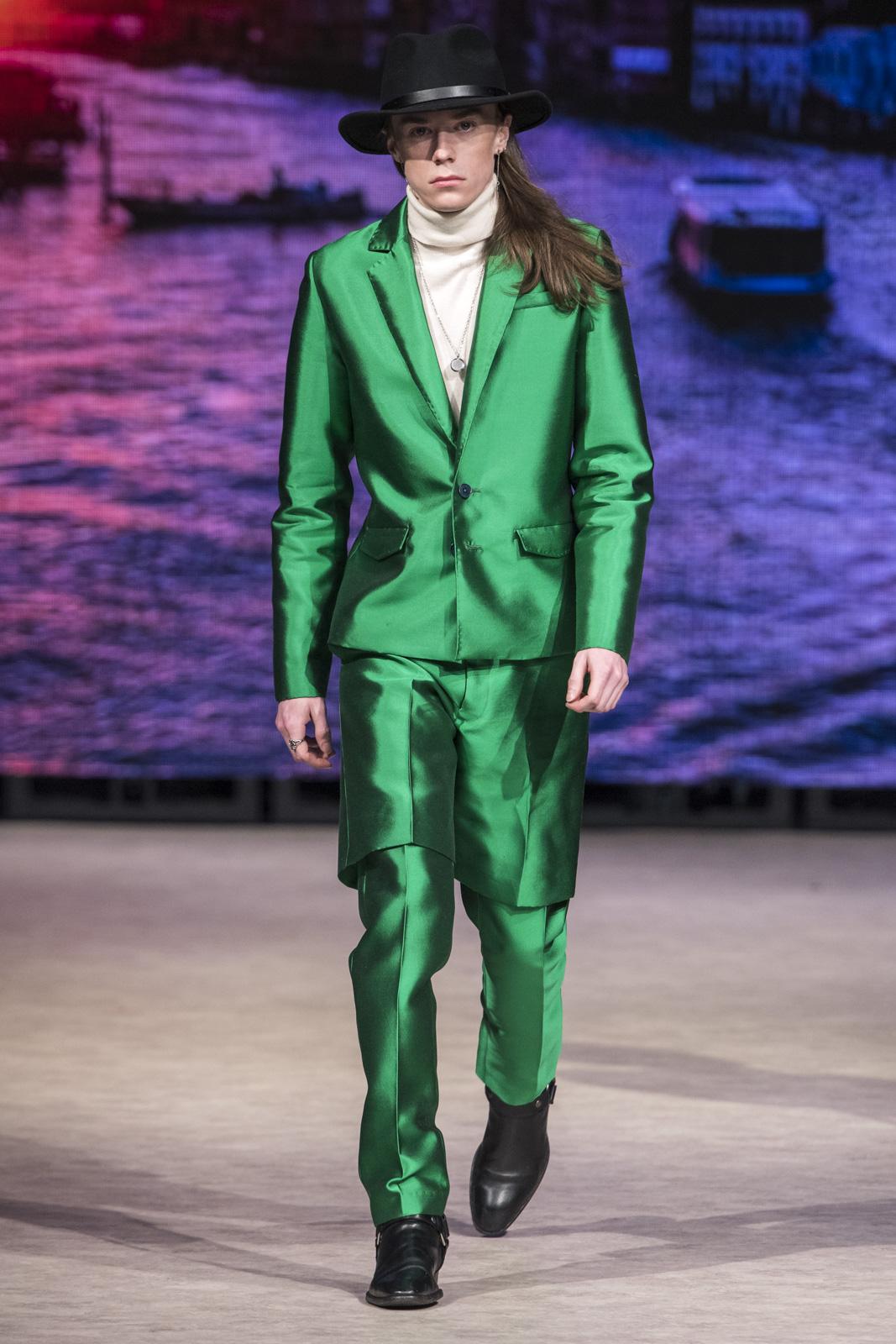 Studio Jason Siu at Vancouver Fashion Week