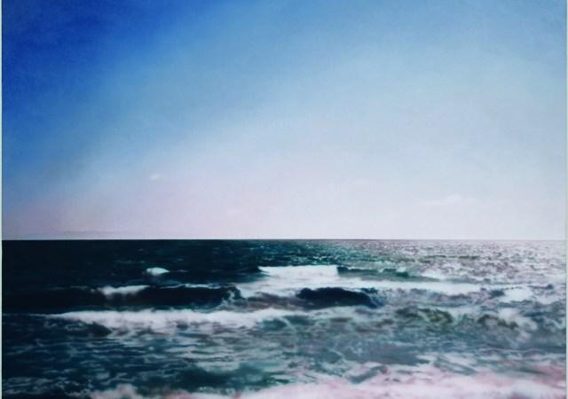 Gerhard richter. seascapes