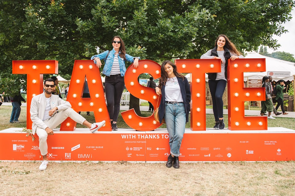 Taste of london to go wild in the city as the food festival takes over regent's park from