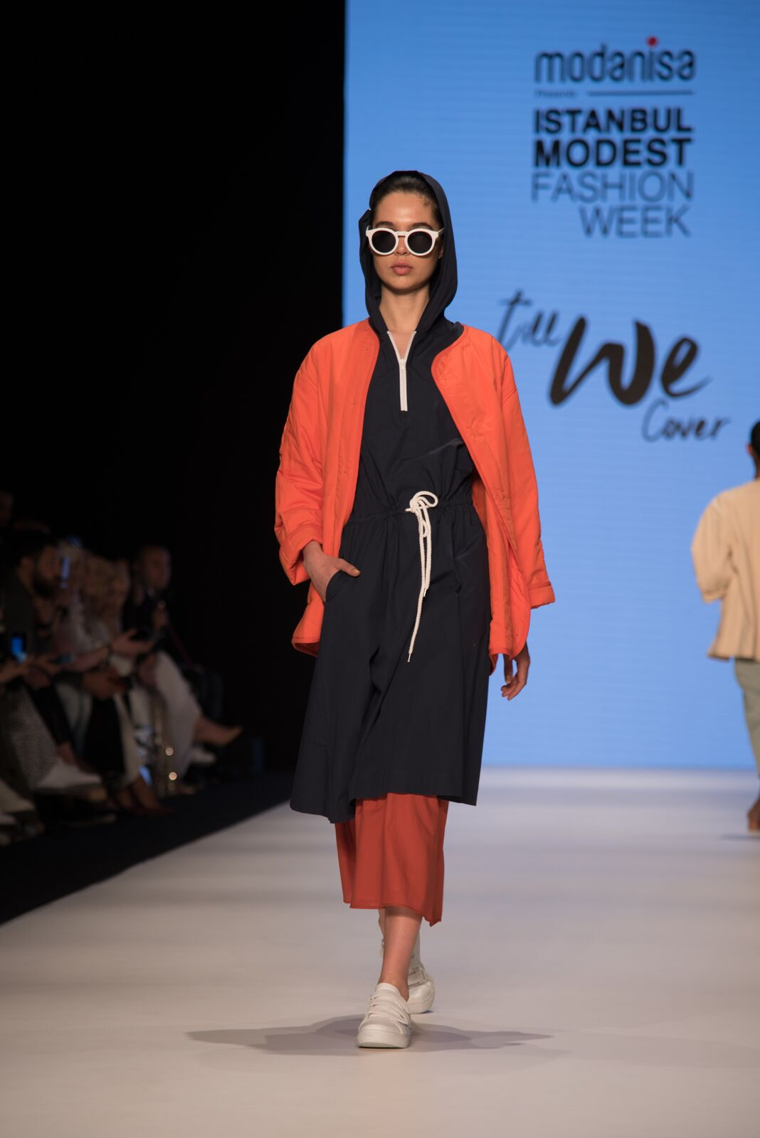 Till we cover at istanbul modest fashion week 2019 day 2