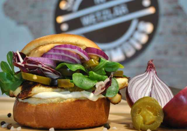 Are vegetarian burgers confusing consumers