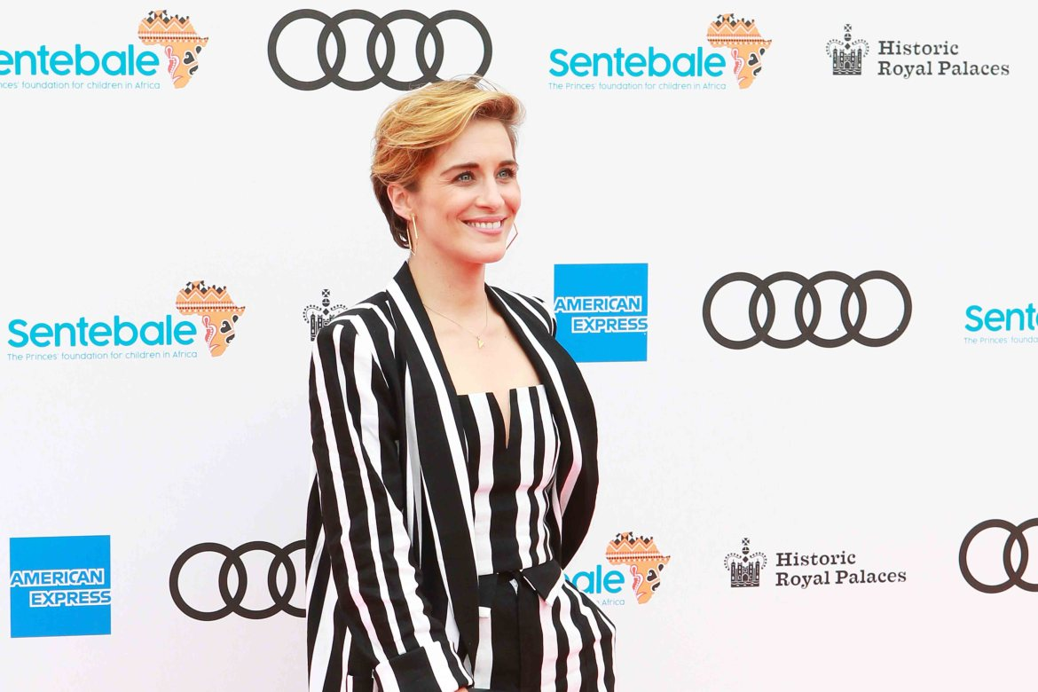 Vicky McClure arrives at the Audi Sentebale Concert