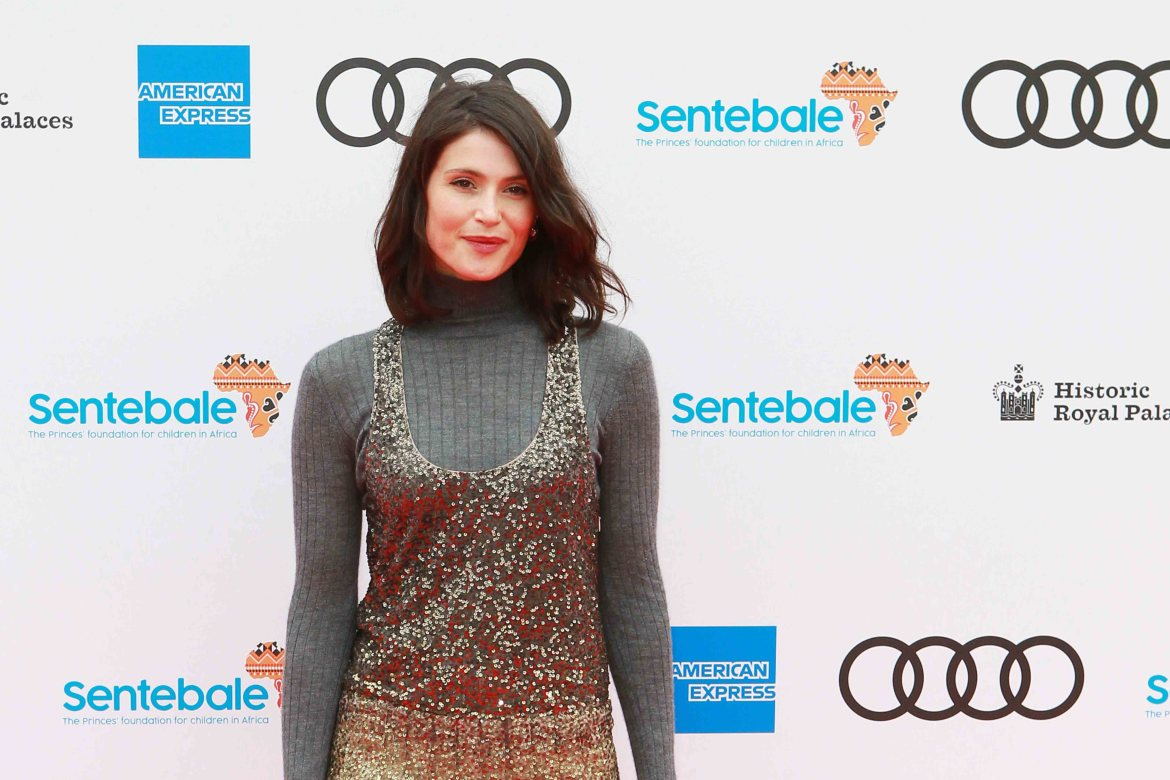 Gemma Arterton arrives at the Audi Sentebale Concert
