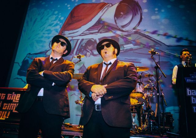 Chicago blues brothers 2019